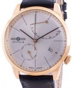 ツェッペリンフラットライン7368-4 73684自動メンズ腕時計