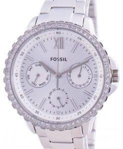 Fossil Izzy Multifunction ES4783 Quartz Chronograph Diamond Accents Women's Watch