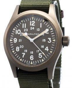 Hamilton Khaki Field H69449961 Power Reserve Automatic Men's Watch