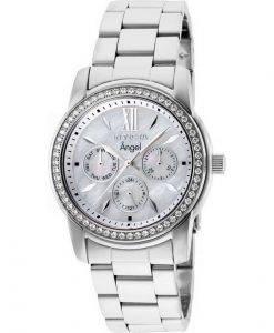 インビクタエンジェル28686クォーツダイヤモンドアクセント200 Mレディース腕時計