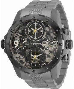 Invicta U.S. Army 32059 Quartz Chronograph 100M Men's Watch