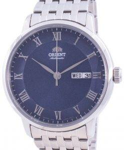 Orient Classic Blue Dial Automatic RA-AA0A03L0BD 100M Men's Watch