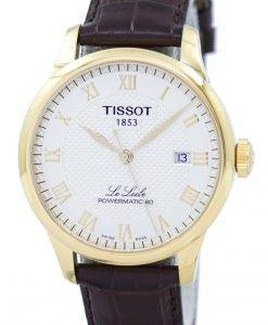 Tissot T-Classic Le Locle Powermatic 80 Automatic T006.407.36.263.00 T0064073626300 Men's Watch