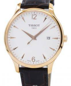Tissot T-Classic Tradition T063.610.36.037.00 T0636103603700 Men's Watch