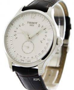 Tissot T-Classic Tradition Perpetual Calendar T063.637.16.037.00 T0636371603700 Mens Watch