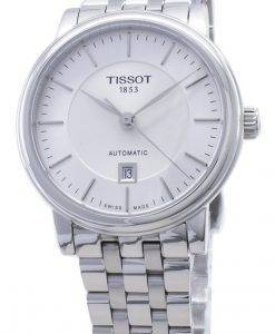 Tissot T-Classic Carson T122.207.11.031.00 T1222071103100 Automatic Womens Watch
