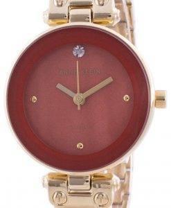 アンクライン1980RUGBクォーツダイヤモンドアクセントレディース腕時計