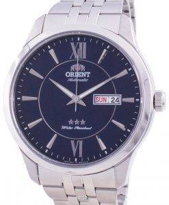 Orient Tri Star Blue Dial Automatic FAB0B001D9 Men's Watch