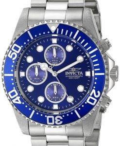 インビクタ Pro ダイバー クロノグラフ 200 M 1769 メンズ腕時計