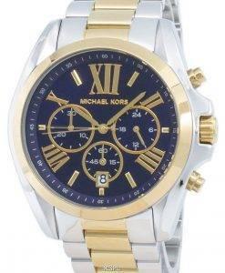 Michael Kors ブラッド ショー クロノグラフ ツートン カラー MK5976 レディース腕時計