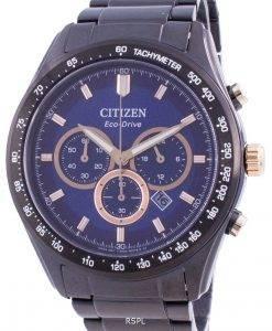 Citizen Eco-Drive Tachymeter CA4458-88L 100M Men's Watch