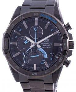 Casio Edifice Smartphone Link Tachymeter Quartz EQB-1000XDC-1A EQB1000XDC-1A 100M Men's Watch