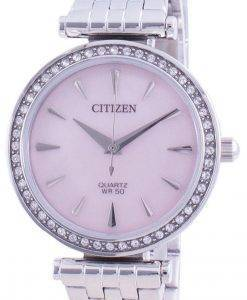 Citizen Elegance Diamond Accents Quartz ER0210-55Y Women's Watch