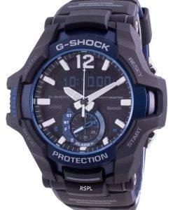 Casio G-Shock Gravity Master Bluetooth Quartz GR-B100-1A2 GRB100-1A2 200M Men's Watch