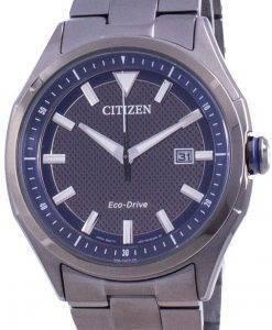 Citizen WDR Eco-Drive Blue Dial AW1147-52L 100M Herreur