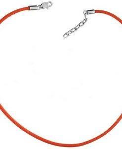 Morellato Drops Red Satin SCZR3 halskæde til kvinder