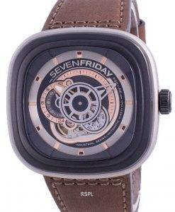 Sevenfriday P-Series Automatic P2B / 01 SF-P2B-01 Herreur