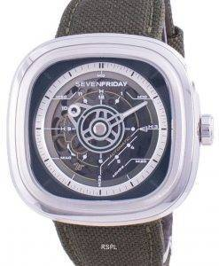Sevenfriday T-Series Revolution Automatic T2 / 01 SF-T2-01 Herreur