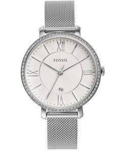 Fossil ES4627ダイヤモンドアクセントクォーツウィメンズウォッチ