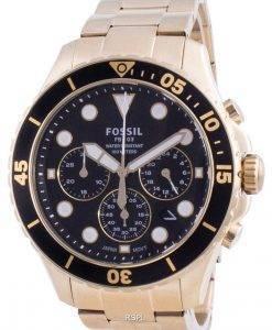 FossilFB-03クロノグラフステンレススチールクォーツFS5727100Mメンズウォッチ