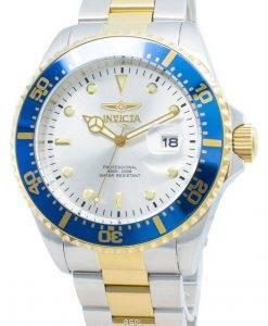 インビクタプロダイバー22061クォーツ200Mメンズ腕時計