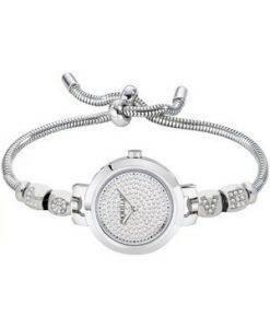 モレラートドロップスダイヤモンドアクセントクォーツR0153122560レディースウォッチ