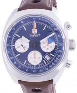 ティソヘリテージ1973クロノグラフオートマティックT124.427.16.041.00T1244271604100100Mメンズウォッチ
