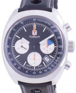ティソヘリテージ1973クロノグラフオートマティックT124.427.16.051.00T1244271605100100Mメンズウォッチ