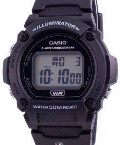 カシオユースイルミネーターデジタルW-219H-1AW-219H-1メンズウォッチ