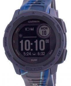 Garmin Instinct Solar Surf Edition Fitness GPS Silikonband 010-02293-07 Multisportuhr