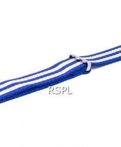 Verhältnis Marke NATOS17 Blaues Nylonband 18mm